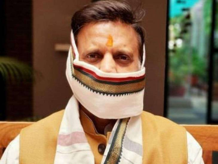 पूर्व मंत्री और रीवा विधायक राजेन्द्र शुक्ल हुए कोरोना पाॅजिटिव, सोशल मीडिया पर होम आइसोलेट होने की जानकारी द|रीवा,Rewa - Dainik Bhaskar