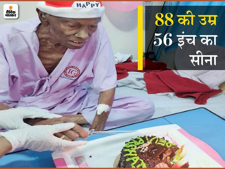 88 की उम्र में कैंसर से लड़ रहे थे, फिर कोरोना को हराया; तो किसी ने 92 की उम्र में नाचते-गाते संक्रमण को मात दी|मध्य प्रदेश,Madhya Pradesh - Dainik Bhaskar