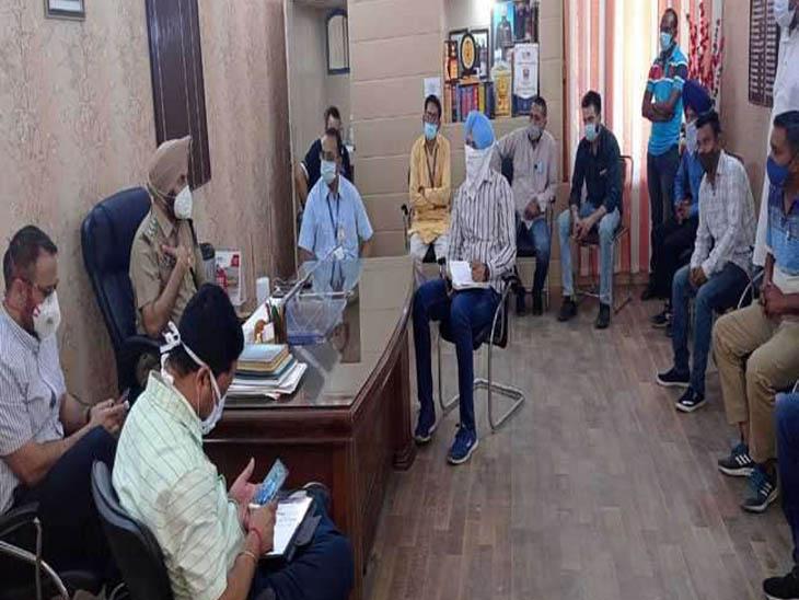 लुधियाना में 25 किलोमीटर तक ढाई हजार रुपए से ज्यादा नहीं ले सकेंगे एंबुलेंस ड्राइवर, वेंटिलेटर की सुविधा के साथ 5 हजार फिक्स|पंजाब,Punjab - Dainik Bhaskar