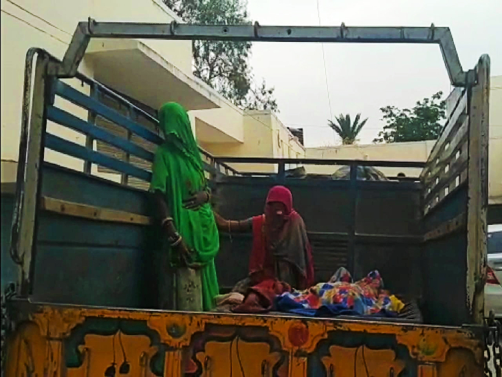 उदयपुर में आकाशीय बिजली गिरने से किशोरी की मौत, खेत पर बकरियां चराने गई थी उदयपुर,Udaipur - Dainik Bhaskar