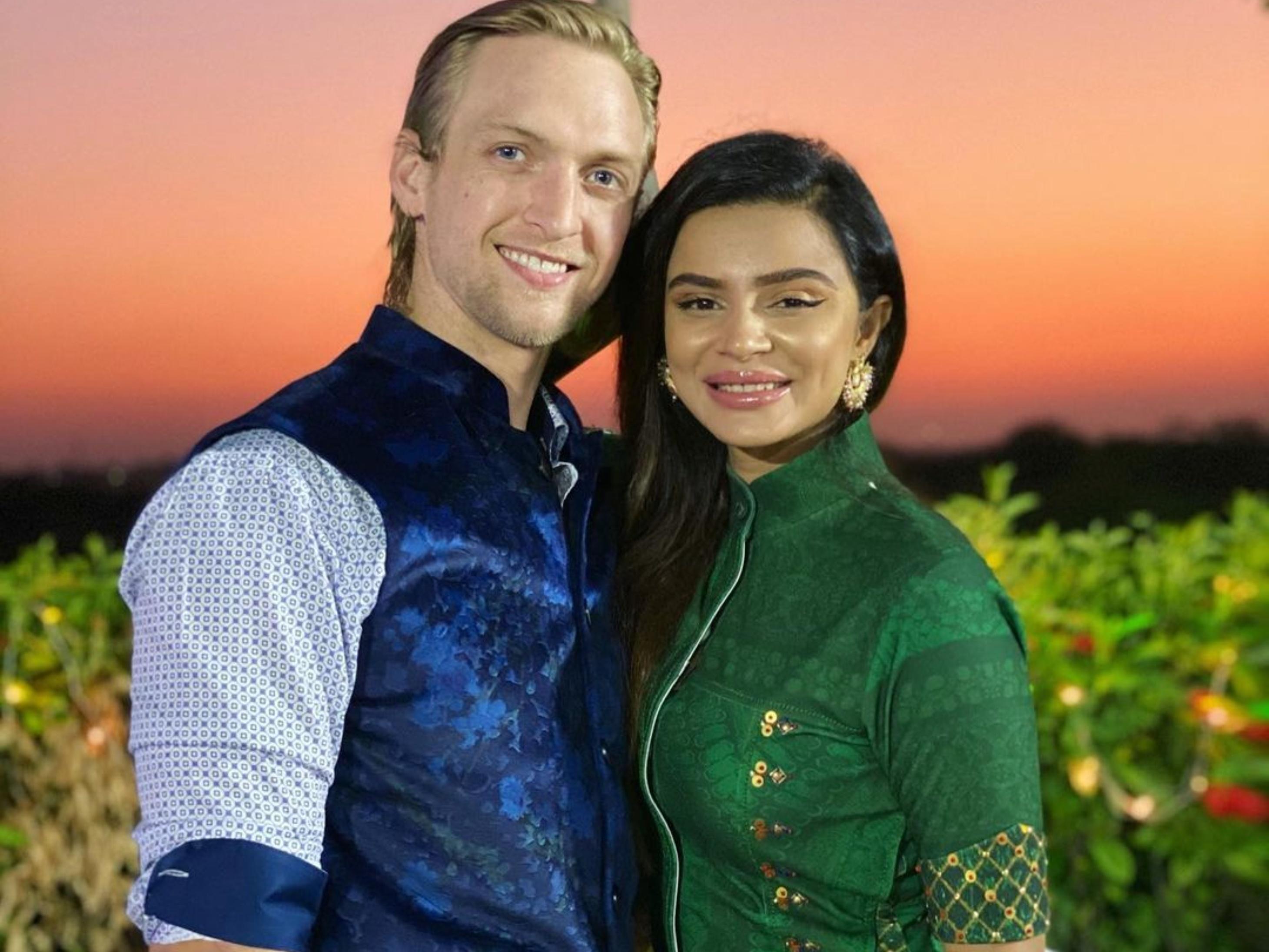 आशका गोराड़िया और ब्रेंट गोबल को हुआ कोरोना संक्रमण, दो दिन पहले ही एक्टिंग को अलविदा कह चुकीं हैं एक्ट्रेस|टीवी,TV - Dainik Bhaskar