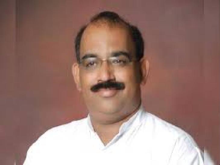 अश्विनी शर्मा ने कहा- सिद्धू भाजपा की नहीं, कांग्रेस की समस्या; कोरोना से लड़ाई में कैप्टन सरकार फेल चंडीगढ़,Chandigarh - Dainik Bhaskar
