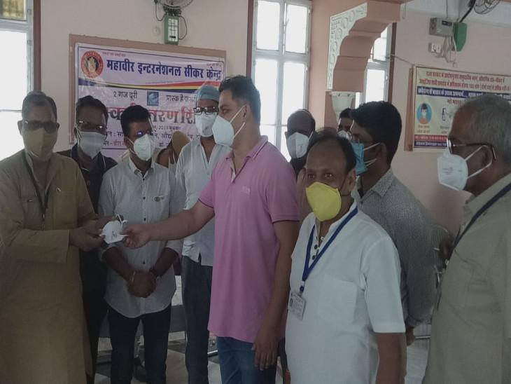 संक्रमण थामने में नहीं व्यवस्था में जुटा प्रशासन, कोविड केयर सेंटर में व्यवस्थाएं दोगुनी करने की कवायद, नजदीकी जिलों से अधिक आ रहे पीड़ित|सीकर,Sikar - Dainik Bhaskar