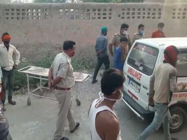हाथरस में जहरीली शराब पीने से 5 की मौत; एक आरोपी को पुलिस ने अरेस्ट किया, पूछताछ जारी|आगरा,Agra - Dainik Bhaskar
