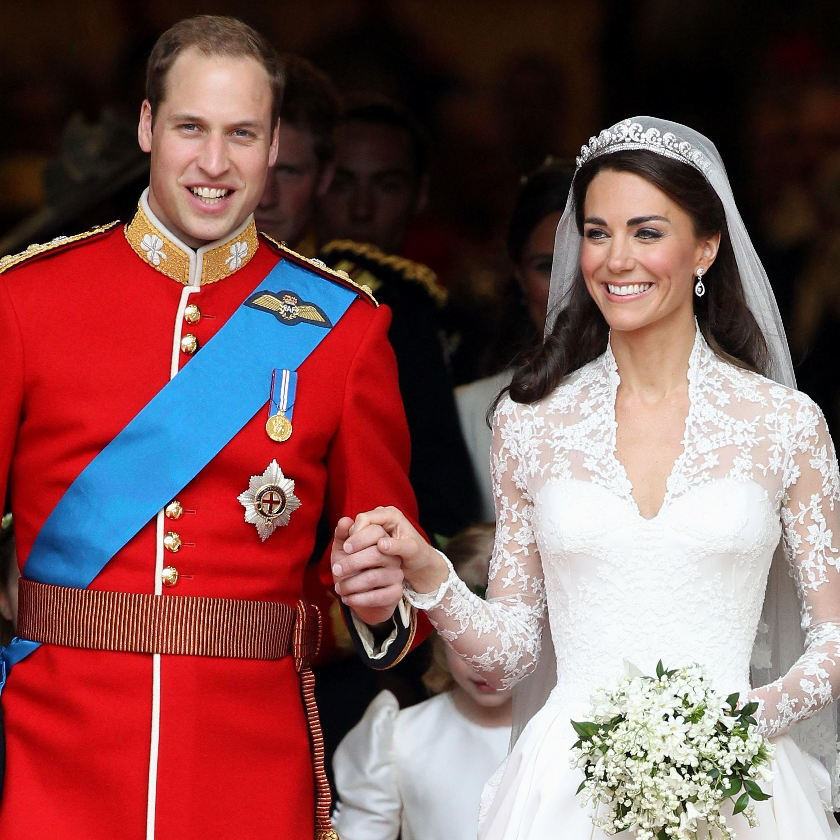 आधुनिक समय की सबसे चर्चित शाही शादी का चित्र। इस पर करीब 3 मिलियन डॉलर खर्च हुए थे।