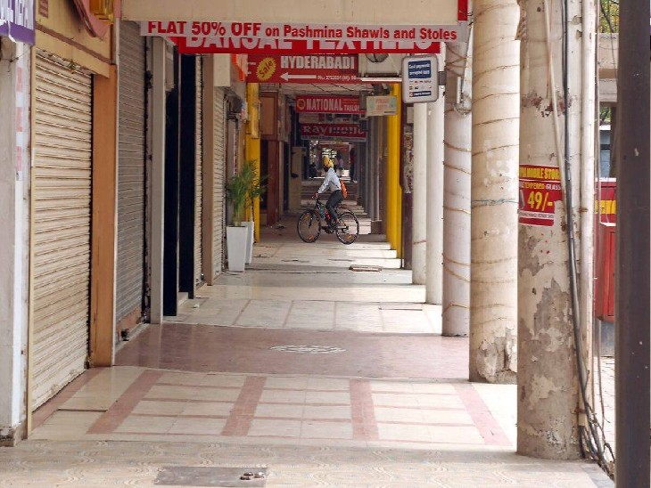 पंजाब और हरियाणा की तर्ज पर चंडीगढ़ में भी शाम 6 बजे से सुबह 5 बजे तक होगा नाइट कर्फ्यू, गुरुवार से होगा लागू; 15 मई तक सभी एजुकेशनल इंस्टीट्यूशंस बंद|चंडीगढ़,Chandigarh - Dainik Bhaskar