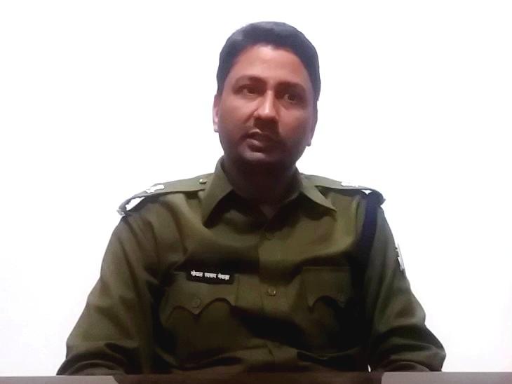 उदयपुर एडिशनल SP गोपाल स्वरूप हुए संक्रमित, खुद को किया होम आइसोलेट उदयपुर,Udaipur - Dainik Bhaskar