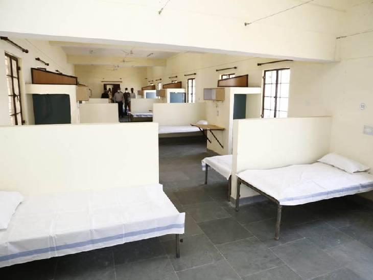 कोविड संक्रमितों के लिए सेना और पुलिस के अस्पतालों में होगा इलाज, जरूरी संसाधन के साथ स्टाफ तैनात|जबलपुर,Jabalpur - Dainik Bhaskar