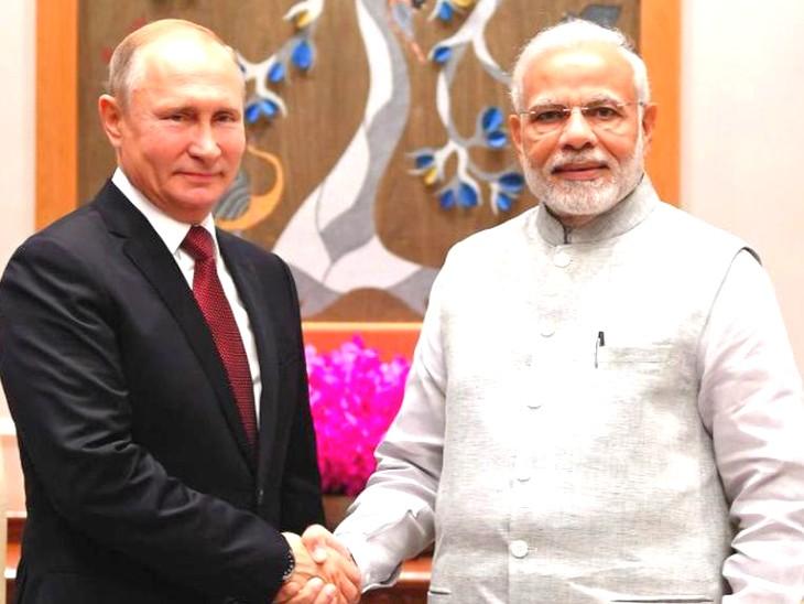 PM ने पुतिन का मदद के लिए शुक्रिया अदा किया, कहा- स्पूतनिक वैक्सीन महामारी से जंग में मानवता की सहायता करेगी|देश,National - Dainik Bhaskar