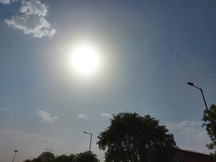 बीकानेर-जयपुर सहित कई अन्य संभाग में हीटवेव की चेतावनी, 30 अप्रैल को धूल भरी आंधी के साथ हल्की बारिश की संभावना सीकर,Sikar - Dainik Bhaskar