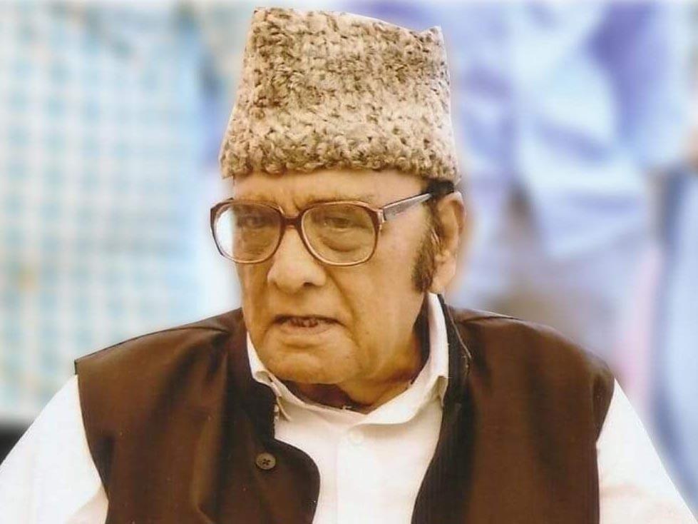 नहीं रहे बीकानेर के तीन बार विधायक रहे गोपाल जोशी, शहर में शोक की लहर, गुरुवार सुबह बीकानेर में अंतिम संस्कार बीकानेर,Bikaner - Dainik Bhaskar