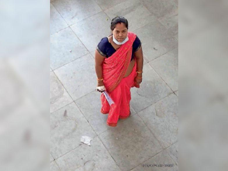 पूर्णिमा कश्यप - Dainik Bhaskar
