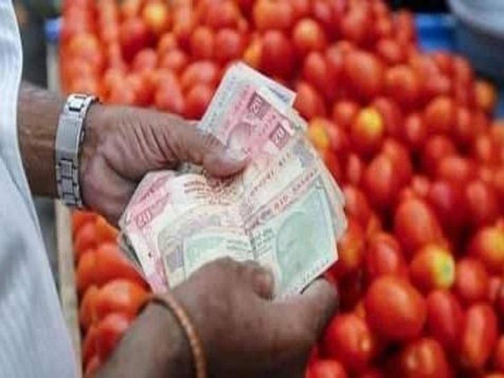 सब्जियों की बाहर सप्लाई नहीं होने से किसान परेशान, कहा- स्थानीय मांग बहुत कम, हम पर आर्थिक संकट के बादल|भिलाई,Bhilai - Dainik Bhaskar