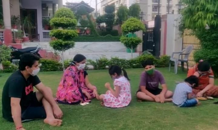 रिहायशी कॉलोनियों में संचालित अस्पताल में भर्ती मरीजों से मिलने आने वाले लोगों से कोरोना फैलने का खतरा|जयपुर,Jaipur - Dainik Bhaskar
