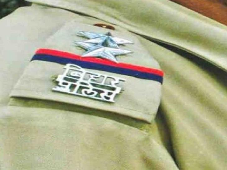 कोरोना की दूसरी लहर में बिहार पुलिस के इंस्पेक्टर और सब इंस्पेक्टरों को मिलाकर यह छठी मौत है। - Dainik Bhaskar