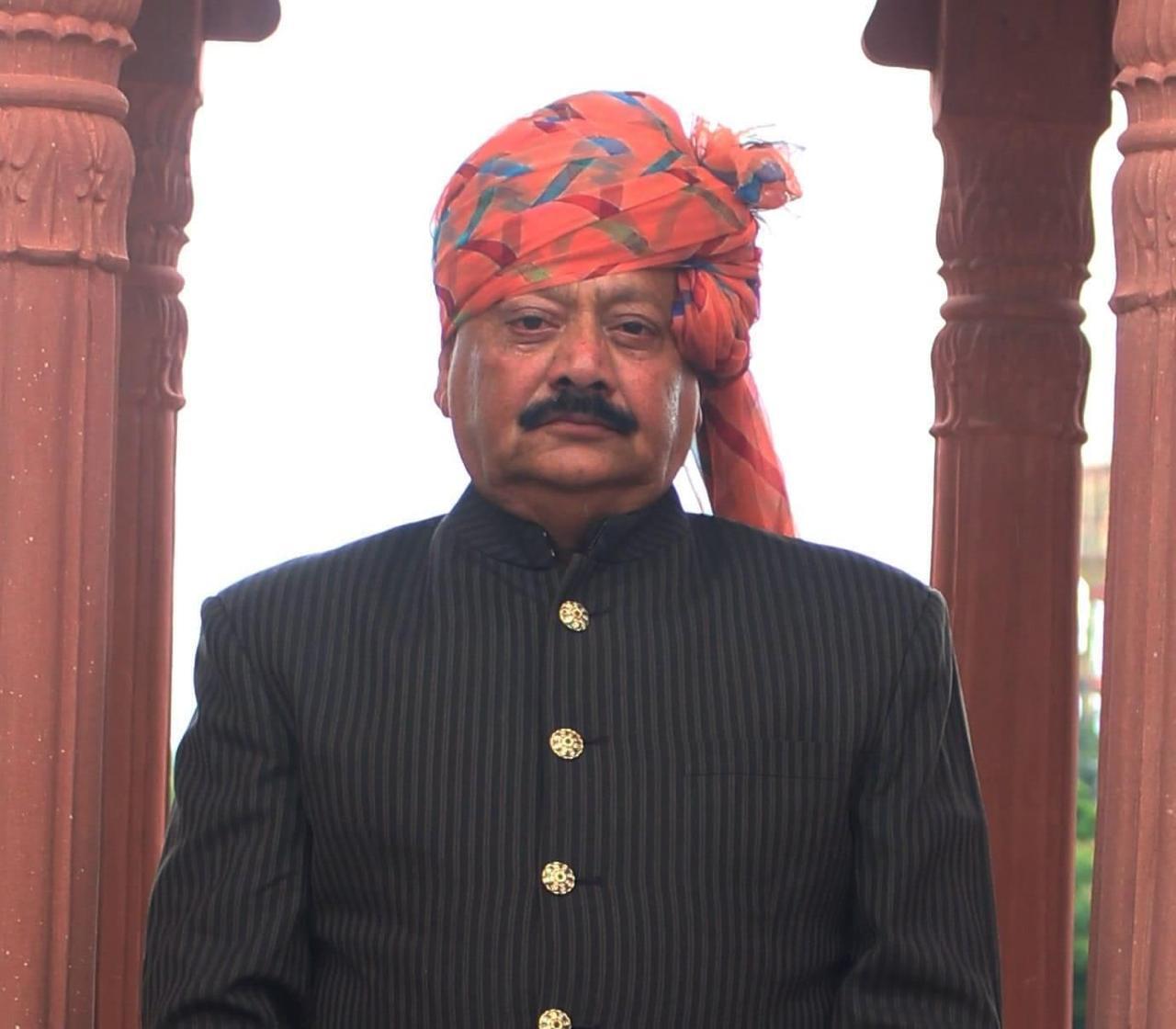 कोरोना से राजपूत सभा के अध्यक्ष गिरिराज सिंह का निधन, सीएम गहलोत, पूर्व सीएम राजे सहित कई नेताओंं ने जताई संवेदना|दौसा,Dausa - Dainik Bhaskar