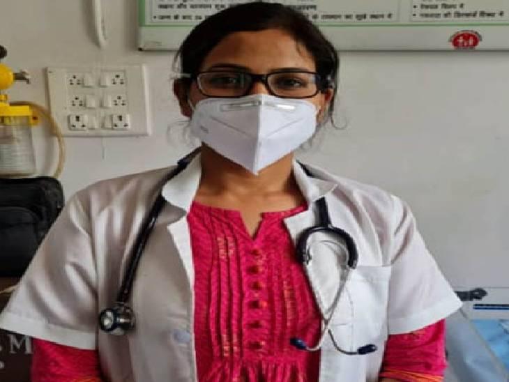 माता-पिता हो गए थे संक्रमित, दोनाें को सिंगरौली से मेडिकल कॉलेज अस्पताल लाई, बेटी और डॉक्टर का फर्ज एक साथ निभाया|जबलपुर,Jabalpur - Dainik Bhaskar