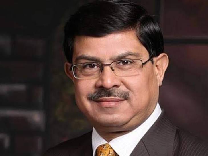पूर्व मंत्री हाजी रियाज और रिटायरमेंट के एक दिन पहले राजस्व परिषद के अध्यक्ष IAS दीपक त्रिवेदी की संक्रमण से मौत|लखनऊ,Lucknow - Dainik Bhaskar