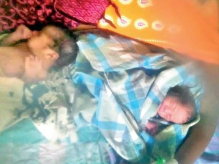 मेकाज में यह पहला मौका था जब किसी पॉजिटिव महिला ने जुड़वा बच्चों को जन्म दिया। - Dainik Bhaskar