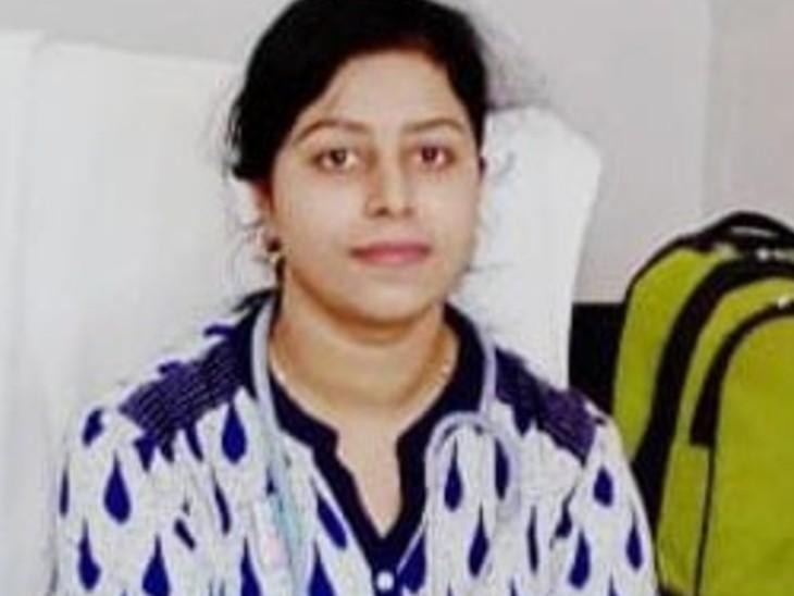 डॉ. प्रियंका - Dainik Bhaskar