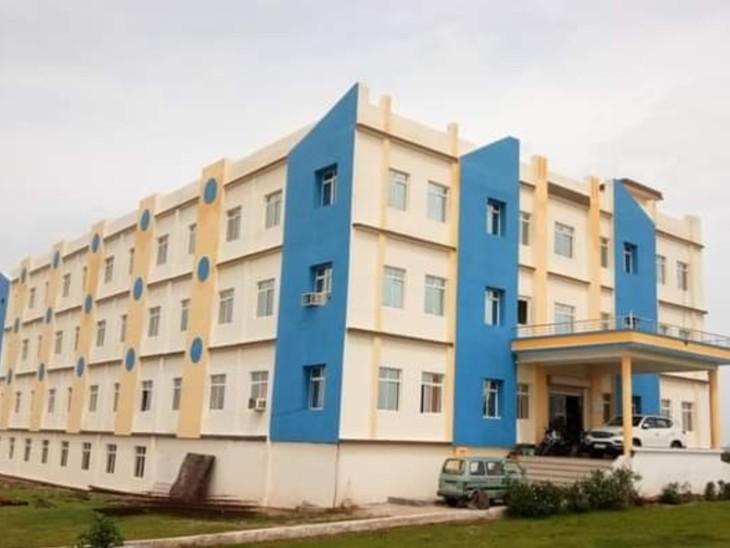 सरकारी रिकॉर्ड में प्रदेश में नर्सिंग कॉलेजों के दो हजार अस्पतालों में एक लाख से ज्यादा बेड, यदि ये हकीकत में होते तो भटकते नहीं मरीज|ग्वालियर,Gwalior - Dainik Bhaskar