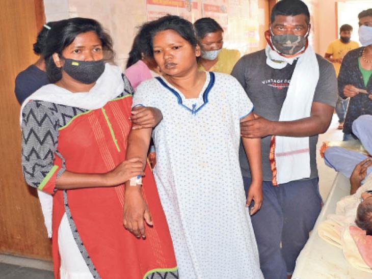 गंभीर स्थिति, राज्य में 8075 कोरोना पॉजिटिव मिले; रांची में 1771 नए मरीज|रांची,Ranchi - Dainik Bhaskar