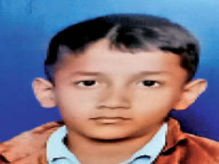खुद को किडनी नहीं मिली लेकिन आंखें दान कर दूसरों को रोशनी दे गया 13 साल का आदित्य|पठानकोट,Pathankot - Dainik Bhaskar