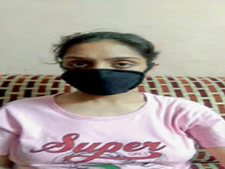 पति व ससुराली उसके साथ मारपीट करते हैं और उनके बेटे को अगवा करवाने की कोशिश भी की गई। - Dainik Bhaskar