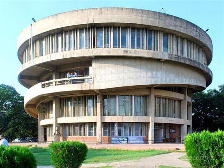पंजाब यूनिवर्सिटी के इंटरनेशनल हॉस्टल में सेना कोविड अस्पताल बनाएगी। डेमाे फोटो - Dainik Bhaskar