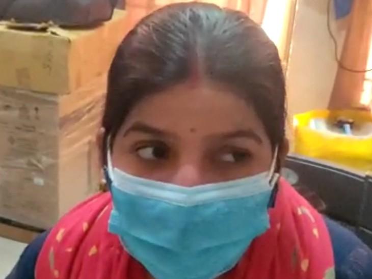 9 दिन आईसीयू में भर्ती रखा। अब महिला पूरी तरह स्वस्थ है। ऑक्सीजन सेचुरेशन भी 98 हो गया।