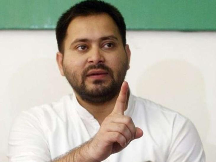 कोरोना से बेकाबू हालात पर तेजस्वी ने मुख्यमंत्री से पूछा- अंतरात्मा को वेंटिलेटर पर डाल दिए हैं क्या?|बिहार,Bihar - Dainik Bhaskar