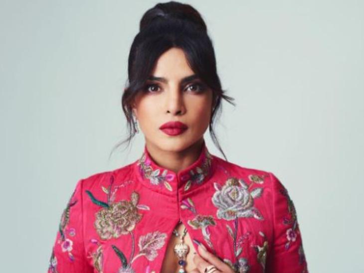 प्रियंका चोपड़ा ने कोरोना से इंडिया की लड़ाई में मदद के लिए एक फंडरेजर की शुरुआत की, दुनियाभर के लोगों से डोनेट करने को कहा|बॉलीवुड,Bollywood - Dainik Bhaskar