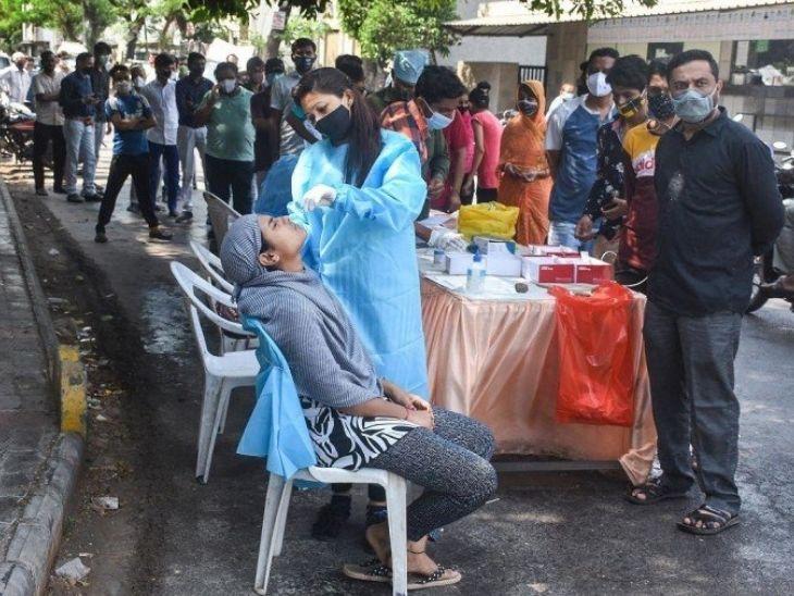 झारखंड में बिना कोविड किट के ही शिक्षकों को कोविड केयर में किया जा रहा है प्रतिनियुक्त, संघ ने कहा- कोविड ड्यूटी में तैनात शिक्षकों का 50 लाख का हो बीमा|रांची,Ranchi - Dainik Bhaskar