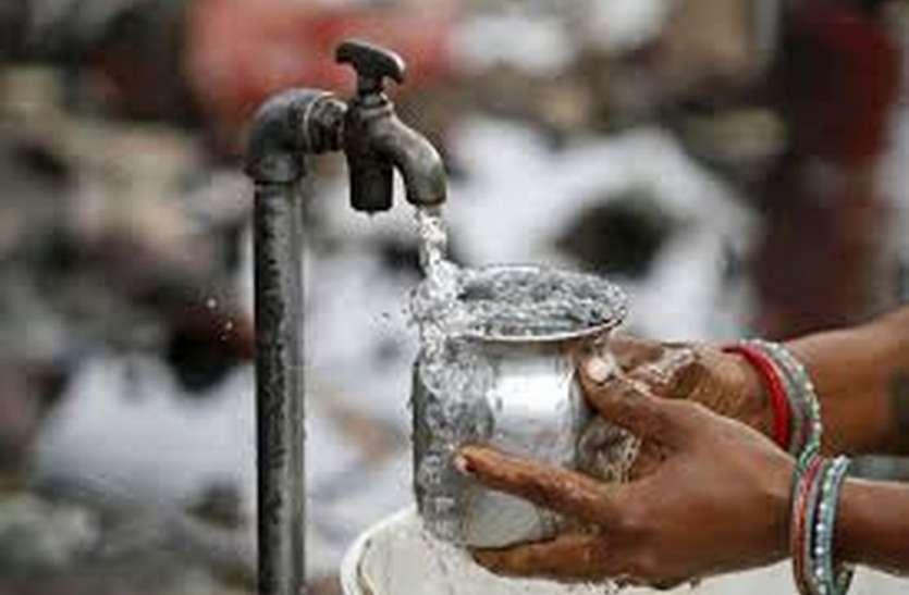 आज से एक दिन छोड़कर होगी पानी की सप्लाई, शहर को बांटा गया 2 भागों में|बीकानेर,Bikaner - Dainik Bhaskar