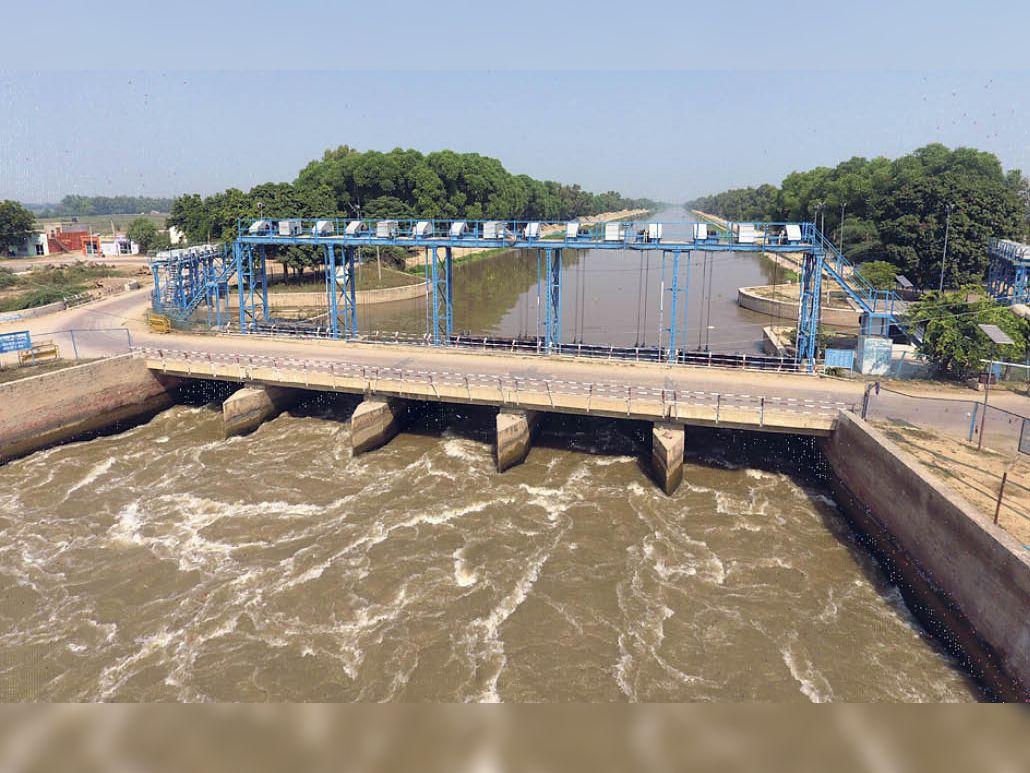 आईजीएनपी का अगले सप्ताह शुरू होगा रिलाइनिंग का काम|हनुमानगढ़,Hanumangarh - Dainik Bhaskar