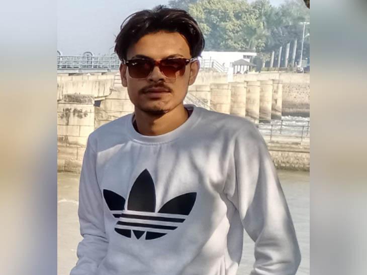 बठिंडा के भगत सिंह नगर वासी सुखपाल की फाइल फोटो, जिसकी शहर के तीन युवकों ने हत्या कर दी। - Dainik Bhaskar