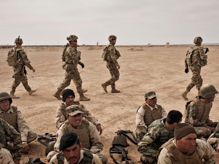 अफगानिस्तान से अमेरिकी सैनिकों की वापसी शुरू, मदद के लिए रेंजर टास्क फोर्स भेजी गई|विदेश,International - Dainik Bhaskar