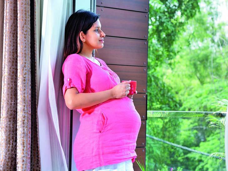 गर्भावस्था में मां को है कोविड का अधिक जोखिम, ऐसे रखें अपना और बच्चे का ध्यान|मधुरिमा,Madhurima - Dainik Bhaskar