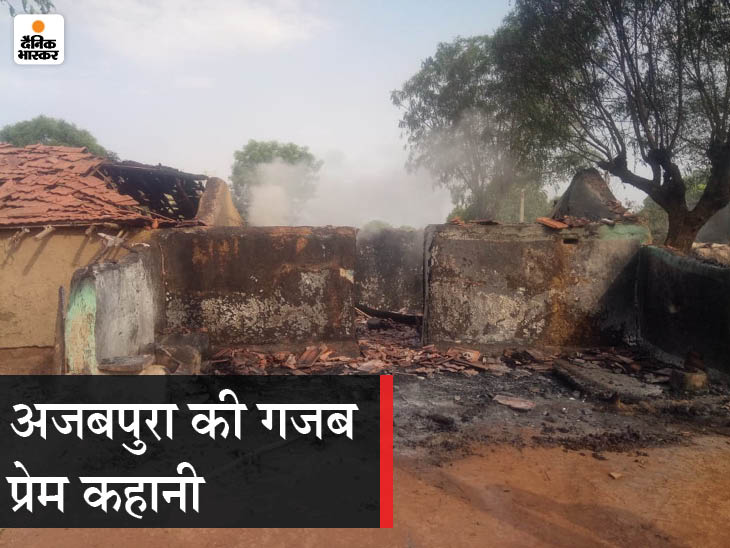 भोपाल में दबंगों ने बस्ती में घुसकर जला डाले मकान; मारपीट के डर से भाग खड़े हुए रहने वाले, दो दर्जन के खिलाफ केस भोपाल,Bhopal - Dainik Bhaskar