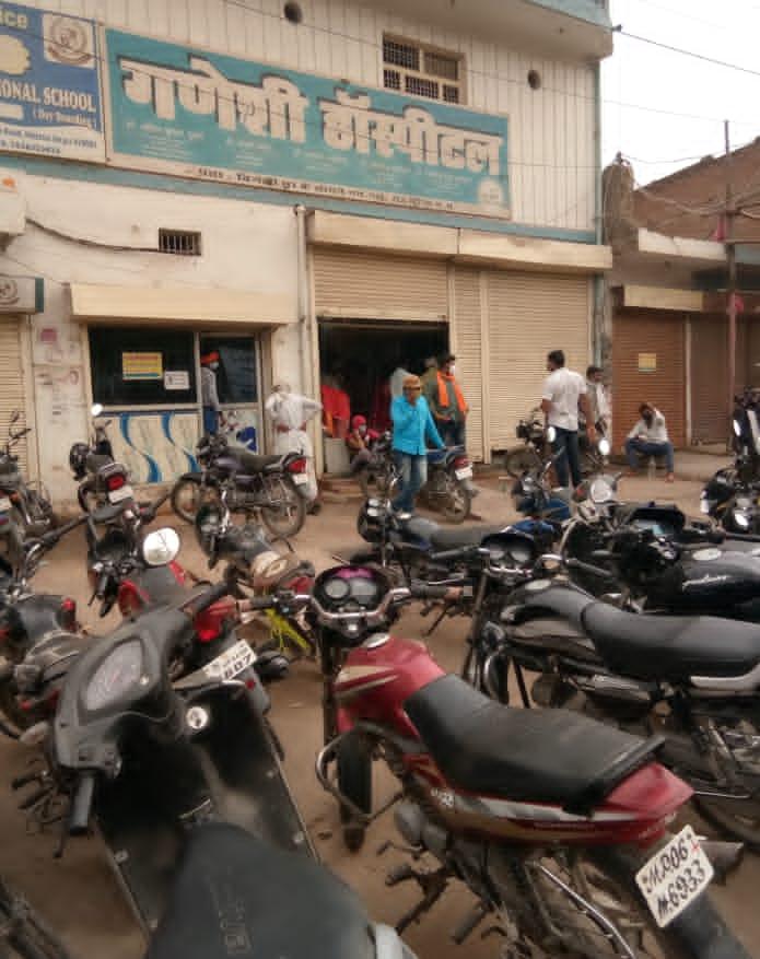 बुखार-खांसी को सामान्य वायरल मान रहे लोग, जब बात बढ़ जाती है तब भागते हैं अस्पताल मुरैना,Morena - Dainik Bhaskar