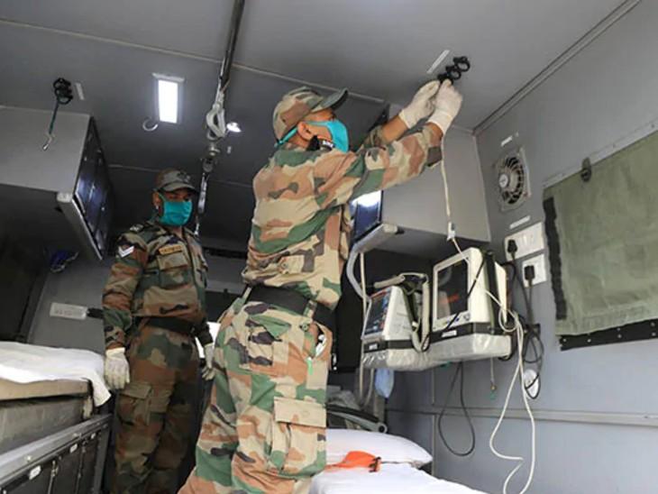 मोदी ने मंत्रियों से कहा- लोगों के संपर्क में रहकर उनकी मदद करें; सेना को दिए इमरजेंसी फाइनेंशियल पावर्स देश,National - Dainik Bhaskar