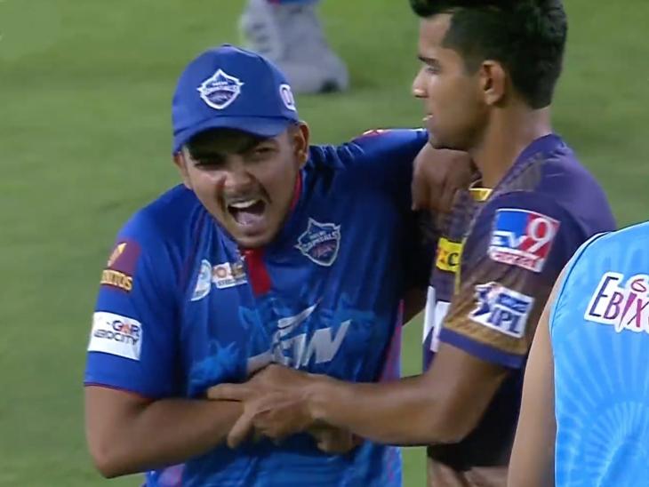 मैच के बाद शिवम मावी ने पृथ्वी से कुछ इस प्रकार बदला लिया।
