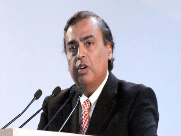 रिलायंस इंडस्ट्रीज को साल भर में 53,739 करोड़ का फायदा, 7 रुपए प्रति शेयर का लाभांश, तिमाही में 14,995 करोड़ का लाभ|बिजनेस,Business - Dainik Bhaskar