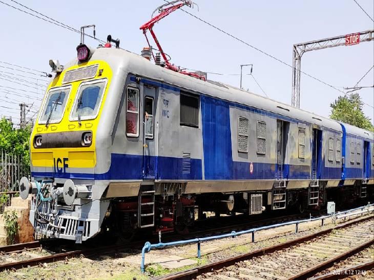 अप्रैल महीने में ही 500 से ज्यादा ड्राइवर और अन्य रेलवे स्टाफ संक्रमित, यात्री भी नहीं मिलने से 10 ट्रेनों को किया बंद|जबलपुर,Jabalpur - Dainik Bhaskar