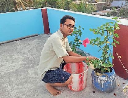 कुणाल कुमार  कोरोना वारियर - Dainik Bhaskar