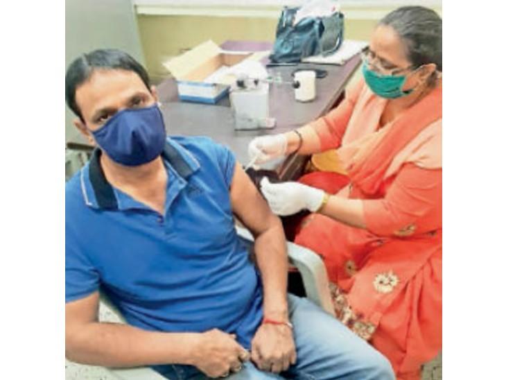 कल से 18 प्लस वाले टीके लगवाने के लिए हाेंगे पात्र, 41 सेंटराें पर 2131 लाेगाें काे लगी वैक्सीन|पानीपत,Panipat - Dainik Bhaskar
