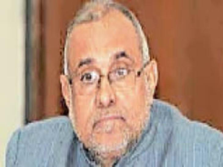 भारतीय जनता पार्टी के वरिष्ठ नेता व इंडियन रेडक्राॅस सोसायटी के राष्ट्रीय उप-चेयरमैन अविनाश राय खन्ना । - Dainik Bhaskar