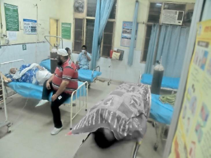 24 घंटों में 24 माैतें; 1440 नए केस, 940 मरीज ऑक्सीजन, 20 मरीज वेंटिलेटर पर, संक्रमित 8 हजार पार|लुधियाना,Ludhiana - Dainik Bhaskar