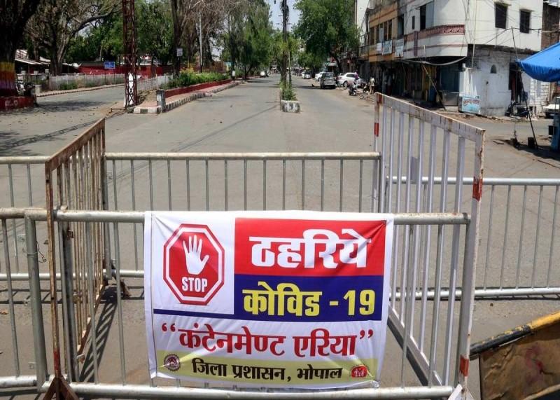 सरकार ने नगरीय निकायों को दी जिम्मेदारी, संक्रमित इलाकों में सख्ती के आदेश; इंदौर ने 7 दिन के लिए 22 माइक्रो कंटेनमेंट जोन बनाए|मध्य प्रदेश,Madhya Pradesh - Dainik Bhaskar