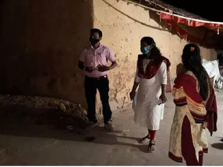 लॉकडाउन में 10 की बजाय शादी में पहुंच गए 30 लोग, नियम तोड़ने वाले परिवार से वसूला गया 5 हजार जुर्माना|बालोद,Balod - Dainik Bhaskar